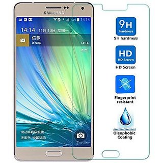 Samsung J7 Tempered Glass
