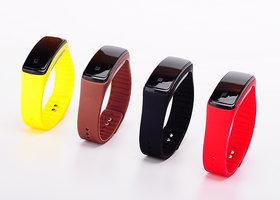 Buy 1 Get 1 Free  Snaptic LED Sports Jelly Unisex Digital Watch