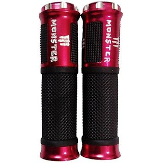 Favourite BikerZ 4046 Bike Handle Grip For Hero Splendor Pro         (Pack of 2)