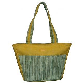 Clubb Jute Casual Bag