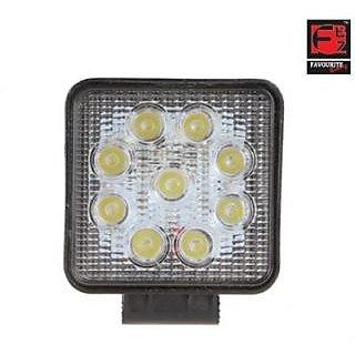 Favourite BikerZ FBZ 545638 LED Fog Light With Bulb For Nissan