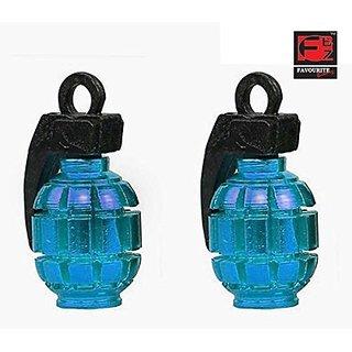 Favourite BikerZ FBZ 421 Tyre Valve Cap         (Plastic Pack of 2)
