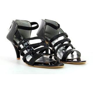 Nell Ladies Black Footwear (Ml-021-Black)