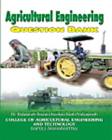 Agriculture Engineering Question Bank with Answers