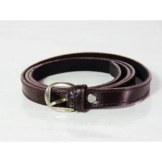 Glamorous Brown Color & Fine Quality Women's /Girl's Waist Belt