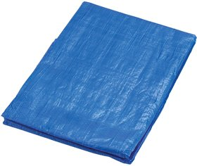 UltraTarp PE Tarpaulin 100 Virgin UV Treated 200 GSM Blue (24 ft x 30 ft)