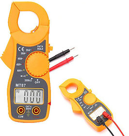 Digit Clamp Meter Ac Dc Volt Tester Tool Tester Tool Lcd Digital Clamp Volt Mete
