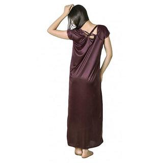 Indian Bridal 1 Pcs Designer Sleepwear/Nighty Bust size Medium