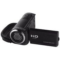 HD 12MP Video Camera 720p Dv Digital Camcorder With Flashlight free watch