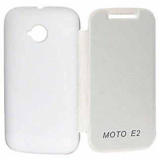 Snaptic Flip cover for Motorola Moto E2White