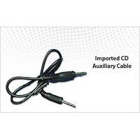 CD Auxilary Cable For IPOD+ Warranty