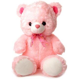 Pink Pretty Sitting Teddy Bear