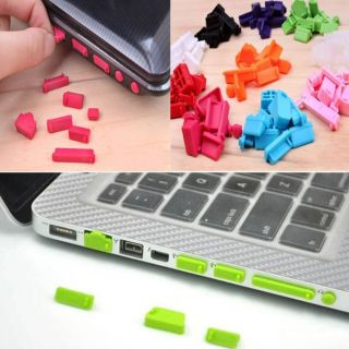 S2S Silicone Anti Universal Laptop Dust Plug Computer General Dustproof Plugs