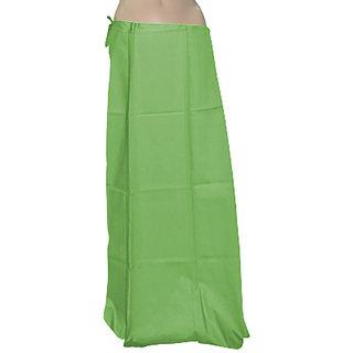 Deluxe LawnGreen-1  Saree Petticoat