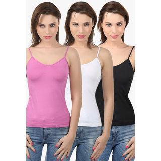 Bodycare Women'S Camisole Combo (E24FUWB)