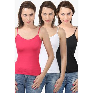 Bodycare Women'S Camisole Combo (E24REWB)