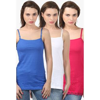 Bodycare Women'S Camisole Combo (E42RBLWFU)