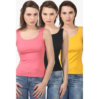 Bodycare Women'S Camisole Combo (E44COBGOL)