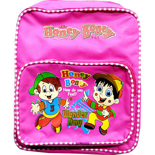 ShaRivz Honey Boney Multicolor School Bag (Girls) - Upto 8 Years