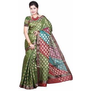 Sneha Banarsi Chanderi Cotton Sarees