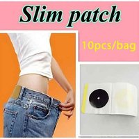 20pcs Magnetic Slim Patch Diet Slimming Loss Weight Detox Adhesive Pads Burn Fat