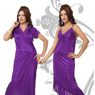 b52c215755 Buy Masha Masha Womens Satin Nighty Online   ₹1299 from ShopClues