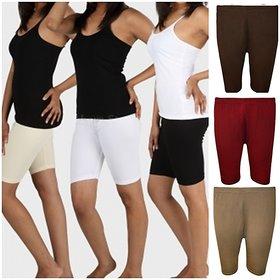 Pack of 2 Women Short Pant Gym Pant Slacks