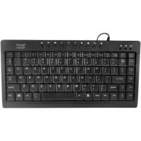 Quantum QHM7308 USB Wired USB Standard Keyboard(Black)