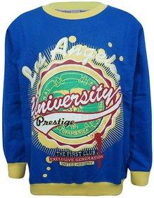 Kothari Blue Sweatshirt For Boys