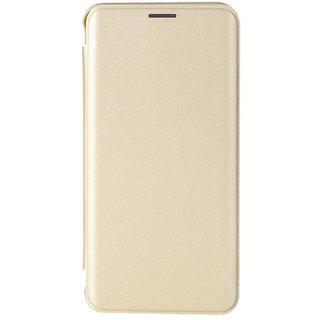 Samsung Hi Grade Golden Flip Cover for Samsung Galaxy Grand Quattro I8552