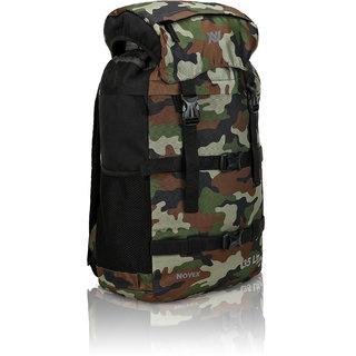 Novex Hype Camouflage 45 Ltr Hiking bag