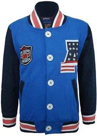 Kothari Blue  Navy Sweatshirt For Boys