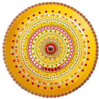 Handmade Lord Vishnu Pooja Thali