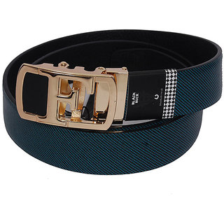 Black Buck Blue Color Belt