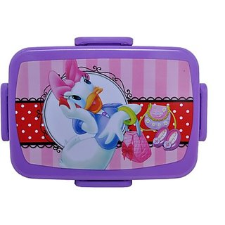Priya Exports Donald 1 Containers Lunch Box