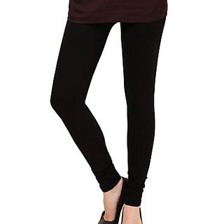 Everyday Cotton Lycra Full Length Leggings
