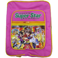 ShaRivz Super Star Multicolor School Bag - Girls - Upto 8 Years (Assorted)