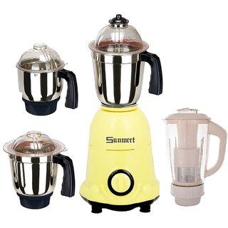 Sunmeet SM-MG16-104 4 Jars 1000W Mixer Grinder