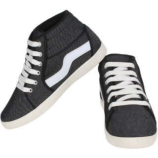 Armado Footwear Black-381 Men/Boys Casual Shoes