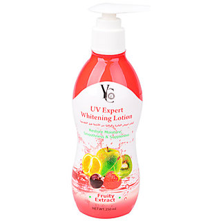 YC WHITENING BODY LOTION WITH FRUITY EXTRACT