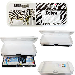 Jungle Safari Pencil Box - 1 Pc