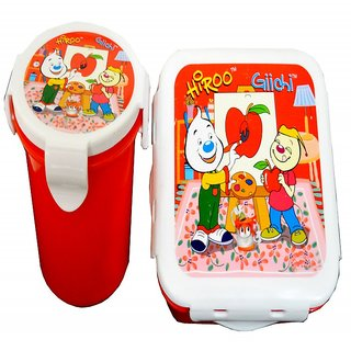 Colourful Lunch Box for Kids