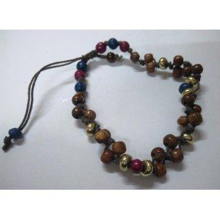 WOAP By Trisha Jewels Stunning Beach  Handicrafted Bracelet For Beachs  Rain Party (GHBR-4040)