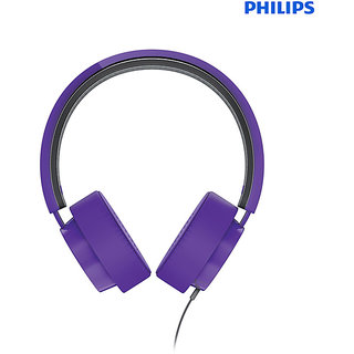 Philips Citiscape (Shl5205Pp/10) Over Ear Headphone (Purple)