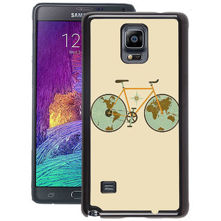 Printrose High Quality Designer Case and Covers for Samsung Galaxy Note 4