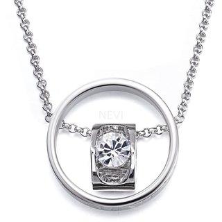 NEVI Swarovski Elements Designer Pendant Valentine Jewellery For Women