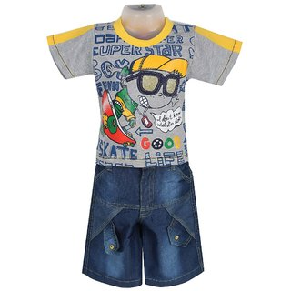 0df52c882 Buy Baby Boys T-Shirts and 3 4 Pants Online - Get 59% Off