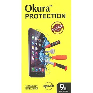 Okura Tempered Impossible Glass for HTC One ME