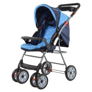 Babeezworld Pluto stroller(Blue)