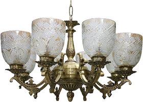 olip lighting Lotus 8Lp chandelier
